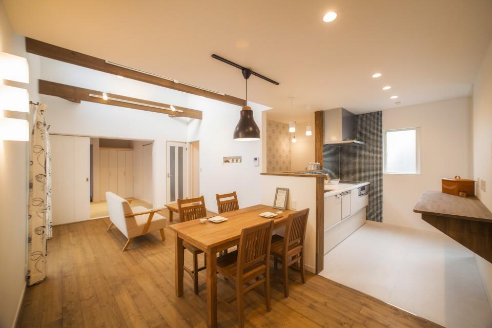 彩るWHITE HOUSEイメージ3