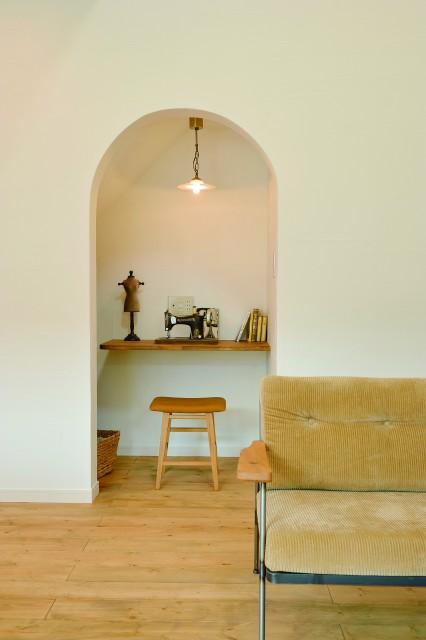 薪ストーブとマイスペースのある家イメージ6