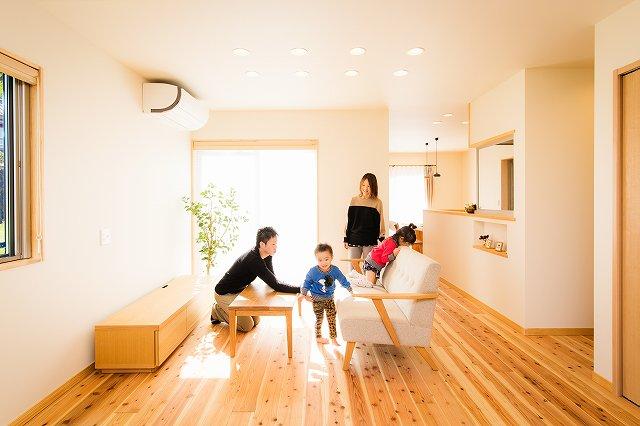 好きから始まる家族の家イメージ2