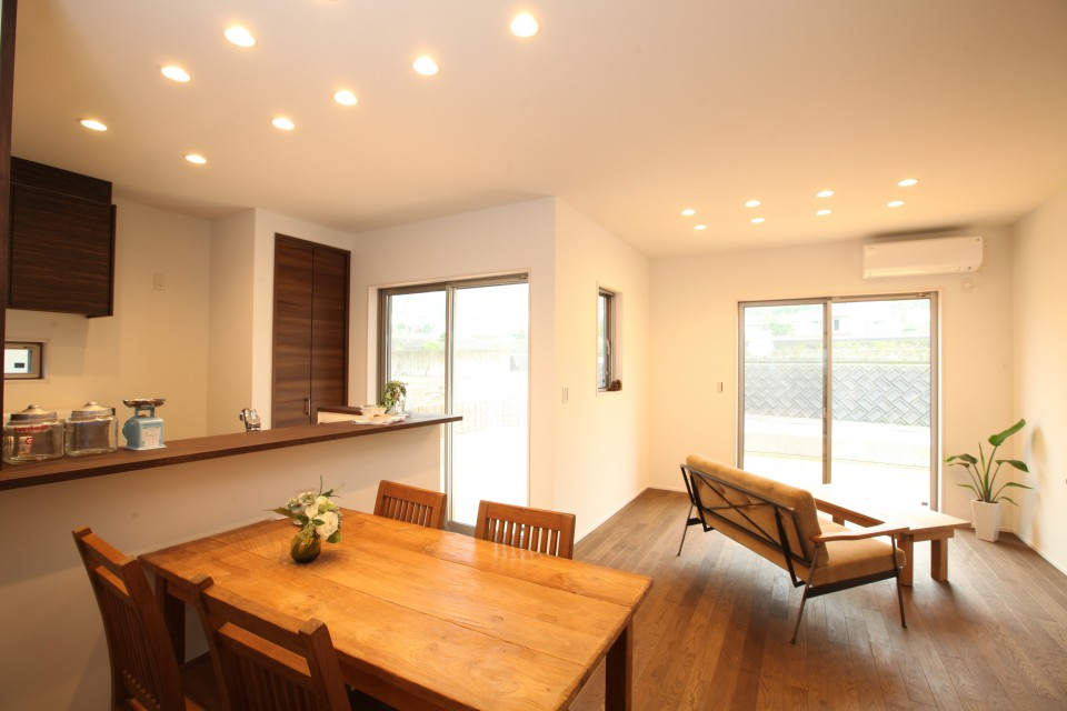 contrastでまとまる家イメージ4